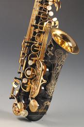 venda por atacado YAS-82Z Japão Marca Alto saxofone E-Flat instrumento de música de nível profissional envio gratuito de melhor qualidade Preto Alto saxofone