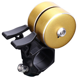 Wholesale High Volume Bicycle Scooter Bells for Xiaomi Mi Ninebot Es2 es4 Widewheel Electric kick Scooters accessories