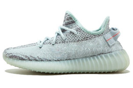 China 2019 v2 Sesame Frozen Cream White Zebra Bred Black Red Beluga Kanye West Running Shoes Sport Athletic Sneakers Shoe for Mens supplier frozen winter shoes suppliers