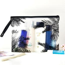 $enCountryForm.capitalKeyWord UK - PVC Transparent Makeup Travel Women Need Toiletry Makeup Brush Storage Bags Organizer Case Bath Wash Make Up Box