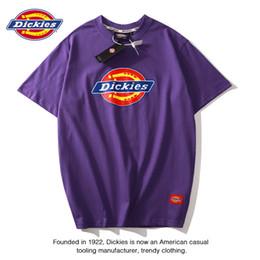 $enCountryForm.capitalKeyWord Australia - Designer Shirts Mens T Shirt Top Tees Summer New Casual Tops Outdoor Cotton Blend Letter Print Trendy Clothing Short Sleeve Plenty Colors