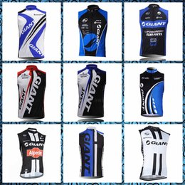 $enCountryForm.capitalKeyWord Australia - GIANT Cycling Sleeveless jersey Vest trend hot sale Breathable Comfortable free delivery Factory direct sales 60401