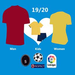 $enCountryForm.capitalKeyWord Australia - 19 20 Camisetas de futbol Dembele new Messi soccer jersey Suarez maillots de foot Jordi Alba home jersey Top Jersey kids football kits