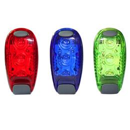Светодиодный предохранительный световой зажим на стробоскопах для бегунов, собак, велосипедов, прогулок | Лучшие аксессуары для велосипедистов и т. Д. на Распродаже