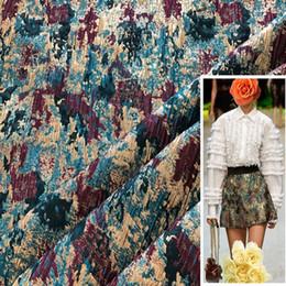 $enCountryForm.capitalKeyWord Australia - Jacquard fabric, brocade fabric, spring and autumn gold thread, dress clothes fabric handmade D