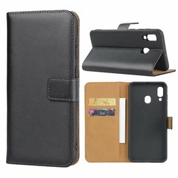 Brand Book Australia - For Huawei Y5 Y6 Y7 Y9 P Smart 2019 Pro Honor 10 Lite Wallet Case Protection Book Stand Card Genuine Leather Phone Cover