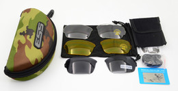 $enCountryForm.capitalKeyWord NZ - Hiking Fishing cycling glasses men Airsoft Tactical Camouflage Glasses Army Shooting Goggles Military action glass Hunting D2
