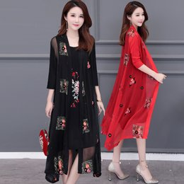 $enCountryForm.capitalKeyWord Canada - 2019 Summer New air conditioning shirt Women seven-point sleeve large size light embroidery shawl national wind long cardigan