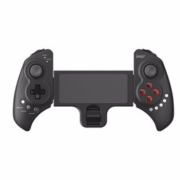 $enCountryForm.capitalKeyWord Australia - PG-9023 Gaming Controller Wireless Bluetooth Joystick For Android IOS Tablet PC Telescopic Handle Game Joystick for Pad Win 7 8 10