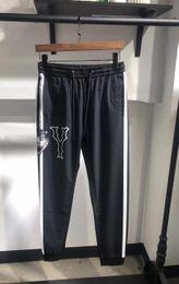 mens full length yoga pants 2019 - 2019 mens high quality cat sweatpants designer track jogging pants ~ mens luxury yoga joggers track sweat pants ZDL 89.