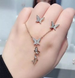 $enCountryForm.capitalKeyWord Australia - Ms. Necklace Explosion Simple Spring Butterfly Give Girlfriend the Best Gift How to Wear It