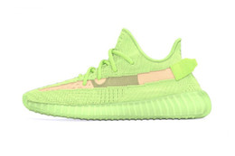 $enCountryForm.capitalKeyWord UK - 2019 V2 Gid Green Clay primed for summer with a Primeknit construction Running Training Shoe,Casual Sneaker ,2019 Summer Shoes,thletic Shoes