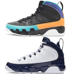 China New 9 9s Dream It Do It UNC Mop Melo Mens Basketball Shoes LA OG Space Jam men Bred All Black The Spirit sports sneakers designer size 7-13 supplier dreams plush suppliers