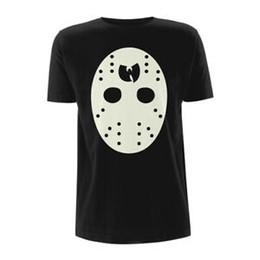 $enCountryForm.capitalKeyWord NZ - Wu Tang Clan HoHip hopey Mask The Saga Continues Licensed Tee T-Shirt Men
