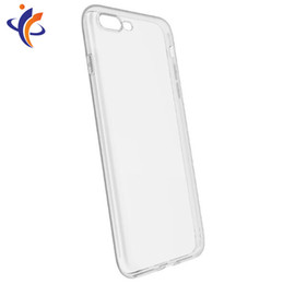 $enCountryForm.capitalKeyWord Australia - Retail Ultra Thin Clear Soft TPU Silicone Cover For iPhone 7 7plus with Retail Packaging Custom Packaging for iPhone 7plus
