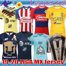 $enCountryForm.capitalKeyWord Canada - LIGA MX 2019 2020 Club America Soccer Jerseys Home Away UNAM Guadalajara Chivas kit Jersey 19 20 Monterrey Tigres UANL Football Shirts