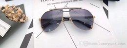 $enCountryForm.capitalKeyWord Australia - Luxury 2189 Sunglasses For Men Popular Designer UV Protection Men Brand Designer Vintage Oval Full Frame Top Quality Come With Case