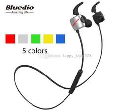 $enCountryForm.capitalKeyWord NZ - Bluedio TE Bluetooth Earphones Wireless Headphones In-ear Earbuds Stereo Sport Earbuds with Microphone with Retail Package