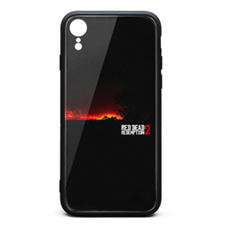 $enCountryForm.capitalKeyWord Australia - IPhonexr Case 6.1 inch Red Dead Redemption 2 Poster scratch-resistant screen protectors classic TPU Rubber Gel Silicone phone cases