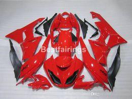 $enCountryForm.capitalKeyWord Australia - Hot sale moto parts fairing kit for Kawasaki Ninja ZX6R 09 10 red black fairings kits ZX6R 2009 2010 2011 GT09