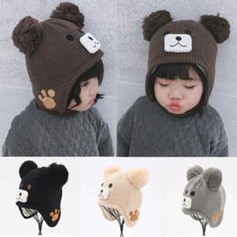 b3250878cf0 Newborn Infant Baby Girl Boy Knit Woolen Hat Kids 5 Styles Fitted Winter  Pompom Ball Cap Cute Beanie Bonnet Popular Pudcoco Hot. NZ 5.45 ...