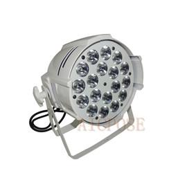 $enCountryForm.capitalKeyWord NZ - 18*10w Light Aluminum LED Par 18x12W RGBW 4in1 LED Par Can Par 64 led spotlight dj projector wash lighting stage light