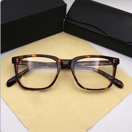 a56966bbd7 Oliver Peoples Eyeglasses Frames Men Optical Glasses Frame Women Brand  Square Sectacles Frames Retro OV5031 Myopia Eyewear with Original Box