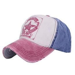 $enCountryForm.capitalKeyWord Australia - New Unisex Men Women Adjustable Letter Print Outdoor Polo Hats Baseball Ball Cap