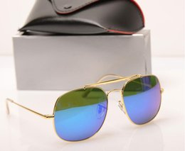 best mens designer sunglasses NZ - Best Quality Designer Mens Sunglasses 3561 Designer Sun Glasses Color Glass Lens womens sunglasses ray Brand sun glasses with Original Boxs