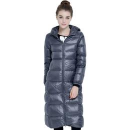 $enCountryForm.capitalKeyWord Australia - Winter Jacket Women Windproof Warm Ultra Light Long Women Down Jackets 2019 Winter Parkas Womens Parkas Mujer Plus Size 3xl