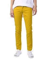 skinny apparel 2019 - JD Apparel Men's Skinny Fit Jeans cheap skinny apparel