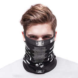 Motorcycle winter face Mask online shopping - Balaclava Face Mask Winter Scarf Thermal Windproof Snowboard Ski Skull Mask Motorcycle Bicycle Outdoor Cycling Half Face