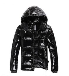 feather down men s jackets UK - Top quality fashion designer goods NEW Men Down Jacket Down Coats Mens Outdoor Thick warm Feather Man Winter Coat