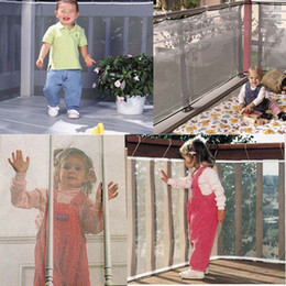 Products Safety Australia - Baby Playpens Fence Child Safety Netting Children Balcony Stair Gate Protector Home Toddler Kids care Product Protect Safety Net
