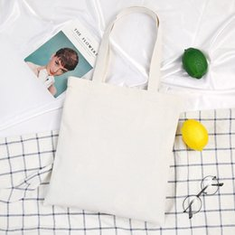 $enCountryForm.capitalKeyWord Australia - Designer-canvas Shopping Bags Reusable Storage Bag Foldable Eco Friendly Shopping Bags Tote Bags Large Capacity