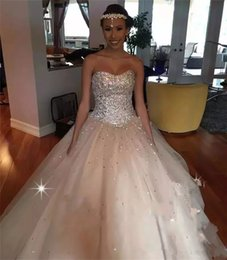 $enCountryForm.capitalKeyWord UK - Sparkly Silver Beads Rhinestones Ball Gown Quinceanera Dresses Sweet 15 Pageant Prom Gowns Sweetheart Lace-up Back Junior Masquerade Dress