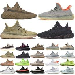 Wholesale plums shoes online – design Newest Sneakers Zyon Linen Desert Sage Yeshaya Asriel Reflective Tail Light Cinder Yecheil Black Static Men Trainer Running Shoes US13