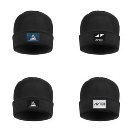 fashion love watch NZ - Fashion RIP AVICII Tim bergling I love house music Winter Ski Watch Beanie Hat Unisex Hats dj-aviciies aviciies Avicii Stories musician