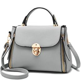 $enCountryForm.capitalKeyWord Australia - 1Women Handbag Leather Women Bags Messenger Bag Women's Shoulder Bag Crossbody Handbag Zipper Lock Design Famous Brand Casual