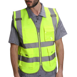 $enCountryForm.capitalKeyWord NZ - MJARTORIA Car Reflective Clothing For Safety Vest Body Safe Protective Device Traffic Facilities For Running Cycling Sports Vest