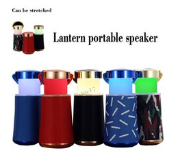$enCountryForm.capitalKeyWord NZ - Fashion Wireless Bluetooth Speakr Outdoor audio TF card speaker kettle handle speakers creative lantern mini Sound Illuminated speaker New