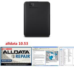 $enCountryForm.capitalKeyWord Australia - 2019 Alldata Soft-ware All 10.53 in 640GB HDD usb3.0 Hard disk drive Alldata Diagnostic tools fit windows 7 8 DHL free shipping