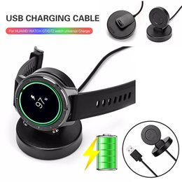 smart watch charger NZ - New Smart watch charge For Huawei USB Adapter Charging Cable For Huawei Watch GT GT2 Universal Cable Charger Reloj cargador#G1