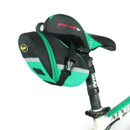 $enCountryForm.capitalKeyWord Australia - B-SOUL bicycle saddle bag mountain bike equipment cushion bag mountain bike tail bag seat tube Sport Outdoor Packs Hot style