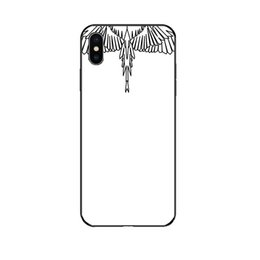 Hot Sales Iphone Case NZ - Designer Phone Case for Iphone 6 6s,6p 6sp,7 8 7p 8p X XS,XR,XSMax Fashion MARCEL@ BURL@N Brand Back Cover for IPhone Hot Sale Wholesale