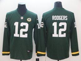 2019 Mens jersey Aaron Rodgers Davante Adams Randall Cobb Custom Green Bay  Packer Vapor Untouchable american womens football kids jersey 5xl 9c7ad6d5f
