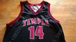 Ingrosso Cheap personalizzato Temple Owls Basket Jersey cucita Personalizza qualsiasi nome numero UOMINI DONNA GIOVENTÙ XS-5XL