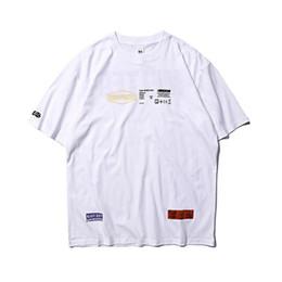 d10fb4e8929 Heron Preston Футболки Весна Лето Мода Cloud HP Футболка Мужчины Женщины  1ч  1 Уличная одежда Crane Heron Preston Черно-белая футболка с верхом