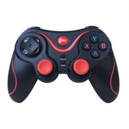 android wireless bluetooth gamepad game controller 2019 - X7 Game Controller Smart Wireless Joystick Bluetooth Android Gamepad Gaming Remote Control Phone for PC Phone Tablet dis