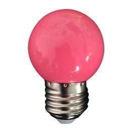 $enCountryForm.capitalKeyWord Australia - New Fashion High Quality E27 Energy Saving LED Bulb Color Incandescent Party Decoration free shipping